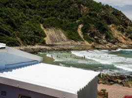 Silver Spray Beach Accommodation, Victoria Bay