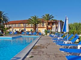 Egrypos Hotel & Apartments, Букари (рядом с городом Ágios Nikólaos)