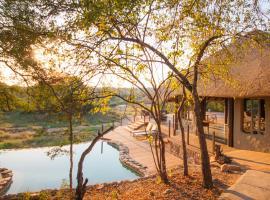 Garonga Safari Camp, Makalali Wildreservaat