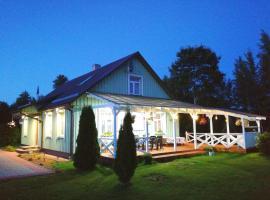 Rähni Guesthouse, Vilusi (Mustvee yakınında)