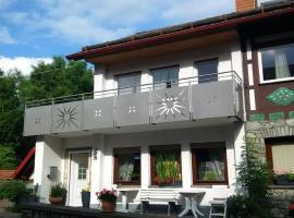 Ferienhaus Rosemarie, Breungeshain (Bermuthshain yakınında)