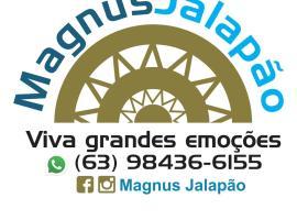 Casa Chico Montel, Ponte Alta do Tocantins