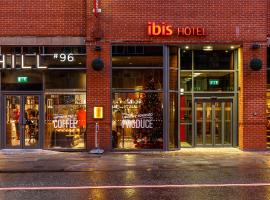 Ibis Manchester Centre 96 Portland Street New Rooms