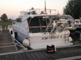 Yacht ECHO CHARLIE II, Sillery