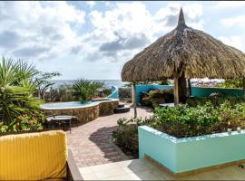 Ocean Front Luxury Kalki Villa, Willemstad (Sabana Westpunt yakınında)