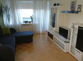 Lasnamae apartment