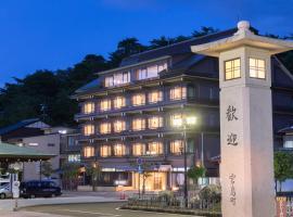 Hotel Miyajima Villa