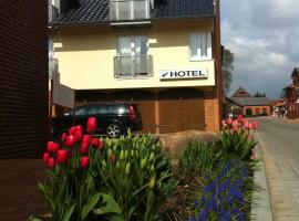Hotel Die Friesenhalle, Bredstedt (Breklum yakınında)