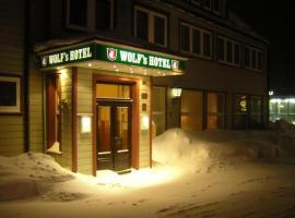 Wolfs Hotel, Clausthal-Zellerfeld