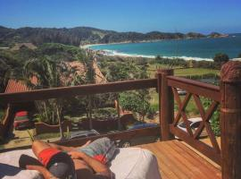 Estaleiro beach hostel