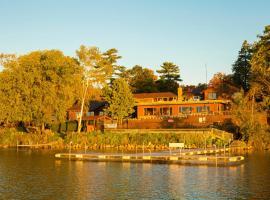 Ruttger`s Bay Lake Lodge