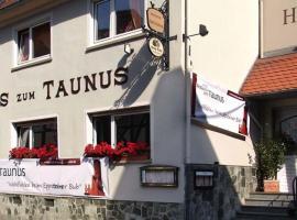 Hotel zum Taunus, Eppstein