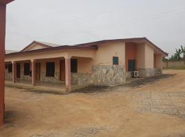 Kingsoffoe Hotel, Asebu (рядом с городом Akrofrom)