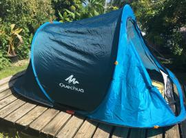 Tente Sunrise, Bora Bora