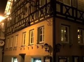 """Gasthof zum """" Engel """", Murrhardt (Oberrot yakınında)"""