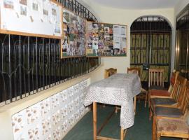 OldMoshi Hostel, Nkunjila