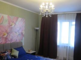 Apartment on Lavochkina 29