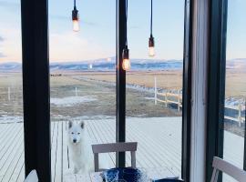 Akurgerði Guesthouse 4 - Country Life Style, Ölfus (Berdekatan Hveragerði)