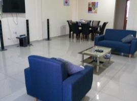 DannyLin Apartment, Аккра (рядом с городом Santeo)
