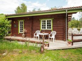 Three-Bedroom Holiday home in Knebel 16, Esby