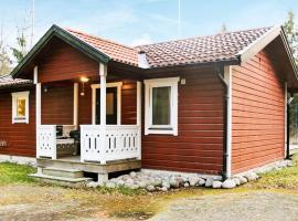 Holiday Home Marens, Norrsjön