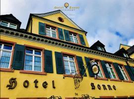 Hotel Sonne, Offenburg