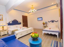VILLA Silk Road Hotel II