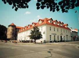 Hotel Frankopan, Огулин