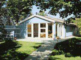 Two-Bedroom Holiday home in Esbjerg V 2, Hjerting