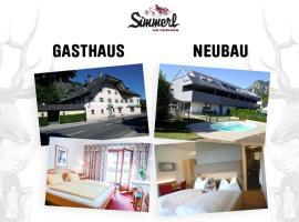 Gasthof Simmerlwirt, Sankt Leonhard (Niederalm yakınında)