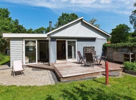 Holiday Home Granvej III, Lystrup Strand
