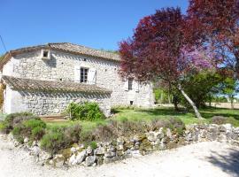Les Fontanelles, Sainte-Croix (рядом с городом Bouloc)