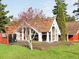 Three-Bedroom Holiday home in Havndal 2, Sødring (Mellempolde yakınında)