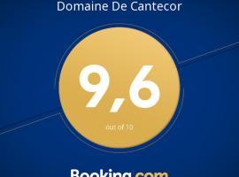 Domaine De Cantecor, Montpezat-de-Quercy (рядом с городом Montdoumerc)
