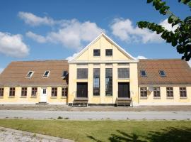 Three-Bedroom Holiday home in Bindslev 5, Tuen (Skram yakınında)