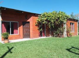 Cabaña Amarilla, Colonia Carlos Pellegrini