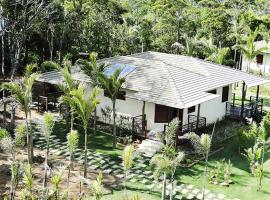 Hotel Vale das Nuvens, Guaramiranga (Baturité yakınında)