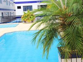 Js Palace Hotel, Alfenas (Alfredo Manso yakınında)