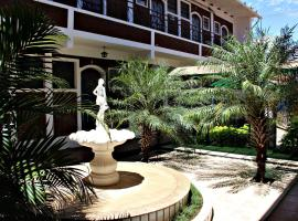 Hotel Js, Alfenas (Alfredo Manso yakınında)