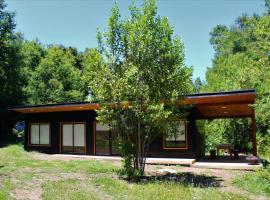 Pucura Eco Lodge, Licán Ray (Chalipen yakınında)