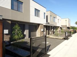 Fawkner Executive Townhouses, Melbourne