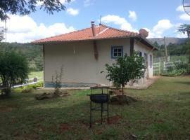 Haras do Alferes, Tiradentes (Prados yakınında)