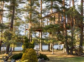 Treehouse Čiekurs, Duķuri