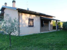Casa Del Daino, Mondaino (Montegridolfo yakınında)