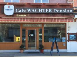 Pension-Restaurant Wachter, Hörbranz
