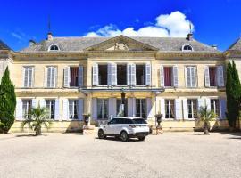 Château Peyronnet, Saint-Louis-de-Montferrand