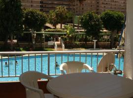 A 8 minutos a pie de la playa, Alicante (La Condomina yakınında)