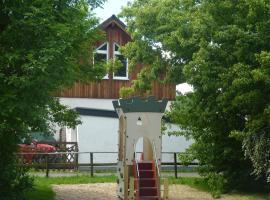 Ferienwohnung am Spielplatz, Bad Honnef am Rhein (Rolandswerth yakınında)
