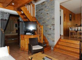 Apartment Varcins 1, Сен-Мартен-де-Бельвиль (рядом с городом Planvillard)