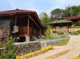 Langkisau Resort Hotel & Restaurant, Painan (рядом с городом Tarusan)